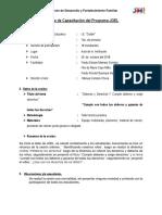 Informe Colibri Quinto de Primaria Sesion 14D.D