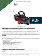 Bombas de agua - Tipos _ De Máquinas y Herramientas.pdf