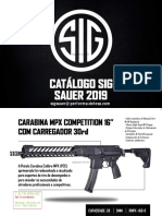 Catalogo Novo Sig Sauer A