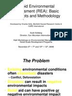 Haiti Workshop Rapid Enviornmental Assessment -REA- Basic Concepts and Methodology.pdf