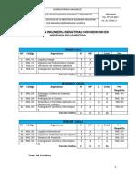 p35 Malla Curricular de La Maestria en Ingenieria Industrial Con Mencion en Gerencia en Logstica