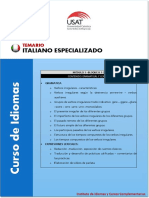 Italiano especializado