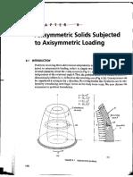 Unit IV Axisymmetric