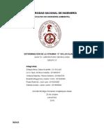 Informe 5 de Biología