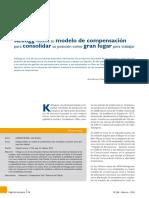 Compensacion Flexible Kellogs