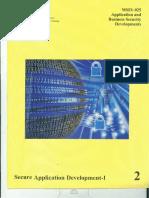 Block-2 Secure Application Development-I.pdf