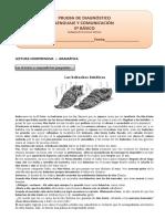 5º Básico diagnostica.doc