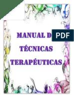 Manual Terapeuticas II