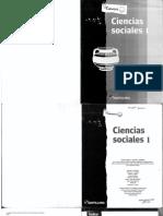Cs Sociales 1 - Santillana Conocer + $35.75 ($49.7)