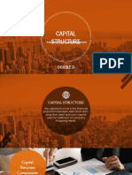 CAPITAL STRUCTURE.pptx