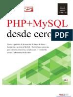 PHP + MySQL desde cero (Users)