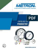 Catalogo Metron 2018-Released