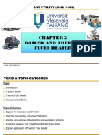 Chapter 2_boiler & Thermal Fluid Heater