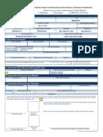 Formato Autorizacion Colpensiones Credito y Aportes