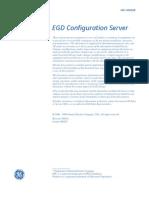 GEI-100622 Ethernet Global Data (EGD) Configuration Server