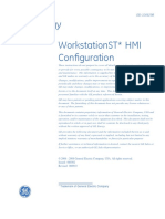 GEI-100629 WorkstationST HMI Configuration
