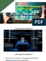 Programacion1 INTRO P1