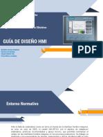 Presentacion Guia de Diseño HMI