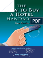 Final JMBM How to Buy a Hotel Handbook