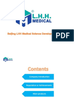 ALIBABA - L.H.H Medical Introduction