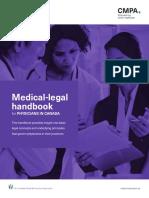 CMPA Handbook for Physicians