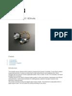 Turbidity Sensor Converted