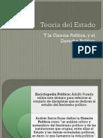 Presentacion Tema 4 Tge y Ciencia Politica