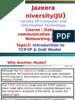 JU Networking II ICND1 Ch3