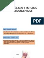 Salud Sexual y Metodos Anticonceptivos