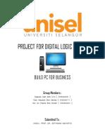 Project for Digital Logic Design (PDF)