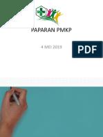Paparan Pmkp 4 Mei 2019