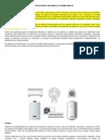 Identificación de Sistemas Electromecánicos