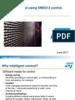 Led Light Control Dmx512 Marketing Pres