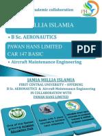 B.Sc Aeronautics + AME