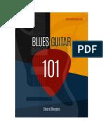 Blues Guitar 101 - Chord Shapes Sample