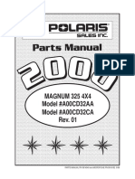 9914940(Parts Manual Magnum 325 4x4)