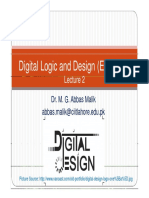 Digital Logic and Design 02