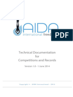 Aida International Competition Rules Ver 14 Technical Documentation 1427984226