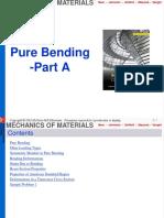 3 Pure Bending Part A