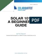 Solar101 Residential March 19