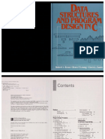 Kruse - Data Structures and Program Design in C 1991