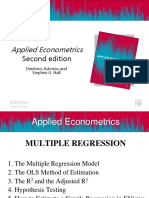 Chapter 04 - Multiple Regression