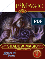 Deep Magic 10 Shadow Magic
