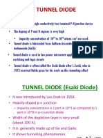 3. Tunnel Diode
