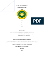 Sistem Indra Aves Kelompok 6
