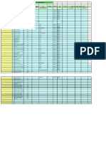 Worksheet SAP Uat Scheduel Script Sap Ecc 6.0v for Mg