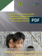 Sosialisasi Dan Pelatihan Kader Puskesmas Sirnagalih Dalam Rangka