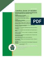 CBN Economic and Financial Review Vol 49 No 4 Dec 2011