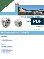 ATR72 Wheels Training April 2016 Air India