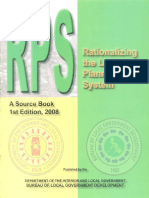 Rationalized Planning System in the Philippines by Ernesto Serote.pdf
